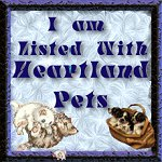 Listed with Heartland Pets